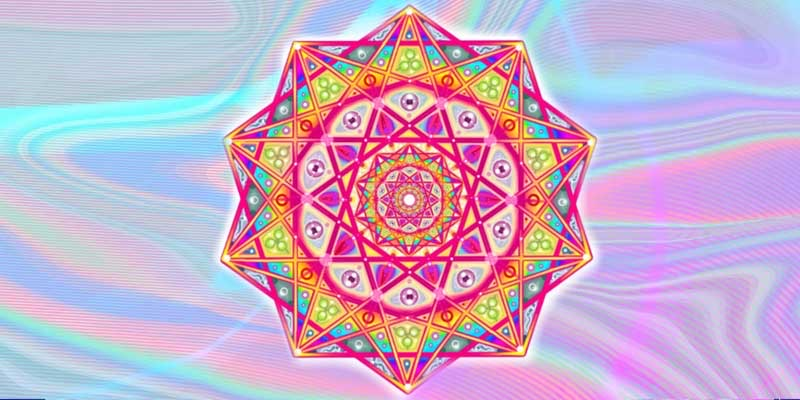 Estrella dodecaedro responsive
